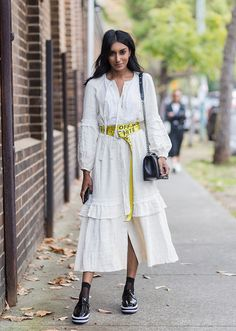 Say Goodbye To All The Fashion Rules With This Look