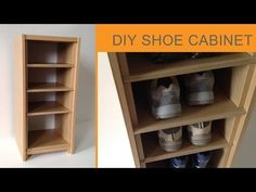 DIY How to make a Cardboard Shelf way) HD (corrugated cardboard furniture) Shoe Shelf Diy, Diy Shoe Storage, Diy Shoe Rack, Cardboard Recycling, Cardboard Storage, Cardboard Box Crafts, Cardboard Organizer, Cardboard Castle, Cardboard Playhouse
