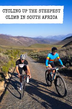 Jonaskop Mountain in South Africa is the hardest road climb in the country. It is long and averages at around We did the climb in just over and hour from bottom to top! Climbing, South Africa, Cycling, Explore, Lifestyle, Awesome, Biking, Bicycling, Mountaineering