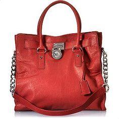 This Michael Kors #handbag has so much vibrance and class.  Love it!  #totes #purses