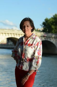 An interview with Paris writer Rosemary Flannery, author of Angels in Paris