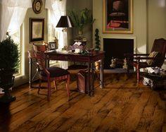 Hickory - Brandywine Hardwood HCH411BW