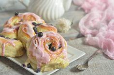 Najlepsze drożdżówki z serem i jagodami/borówkami - niebo na talerzu Muffin, Gluten, Cooking, Impreza, Blog, Polish, Cakes, Recipes, Kuchen