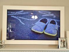 custom tv frame