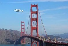 The Endeavor Space Shuttle taking its final flight!
