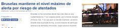 #SGBYON Bring Your Own News 12ª noticia gracias a Sofía Moral