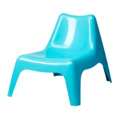 IKEA PS VÅGÖ Easy chair IKEA UV-stabilized and fade-resistant. Cut out design in the seat allows water to drain through.