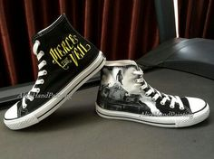 I'm in love with all sorts of band shoes