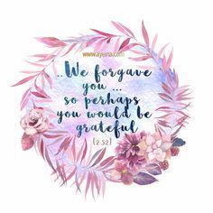 Always be grateful to Allah! Quran Verses, Bible Verses Quotes, Words Quotes, Wisdom Quotes, Qoutes, Allah Quotes, Muslim Quotes, Quran Quotes, Quran Surah