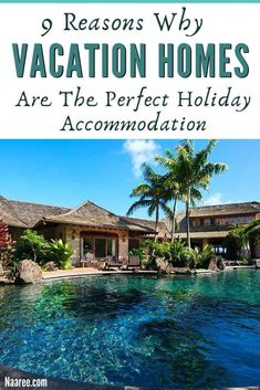 Planning on scouting vacation home rentals for your next trip? Get vacation homes tips and a vacation homes checklist for why vacation homes like beach homes are the perfect for a memorable Pet Travel, Family Travel, Time Travel, Travel Goals, Travel Tips, Budget Travel, Travel Destinations In India, Responsible Travel, Vacation Home Rentals