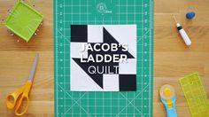 Quilt Snips Mini Tutorial - Jacob's Ladder