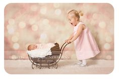 newborn photography, sibling newborn photography, Christmas photography, 2 year old, newborn baby pictures