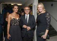 LA Opera 2012 Season Opening Night Stana Katic, Christoph Waltz, Anna Gunn