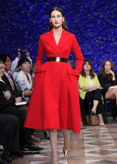 Fashion Show: Christian Dior Haute Couture Fall Winter 2012-13