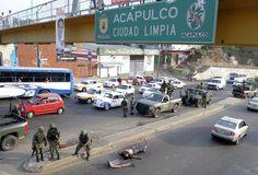 Los Rostros de México: Acapulco: nadie escapa a su destino violento