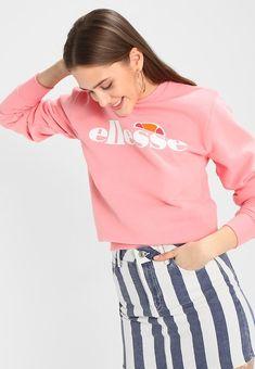 Ellesse AGATA - Sweatshirt - soft pink - ZALANDO.FR