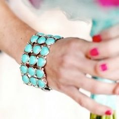 Turquoise Wedding Jewelry At:  http://weddingsocialnetworking.blogspot.com/2012/06/turquoise-wedding-jewelry.html