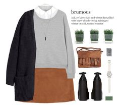 It seems that all the autumn leaves are falling.. by freak4fashion14 on Polyvore featuring Clu, H&M, Jonathan Saunders, Jeffrey Campbell, Rowallan, LOFT, Isabel Marant, beoriginal and sweaterweather