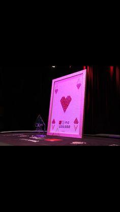 """Maxtin """"Poker Card"""" @ IPO Poker Tournament - Casino di Campione (IT)"""