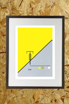 Tour De France Print - Bicycle - Cycling #tourdefrance£29.99