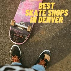 Looking for the best skate shops in Denver? Check out this guide to the best skate stores in town that can provide for all of your skateboarding needs. Skate Store, The Hundreds, Denver, Skateboard, Shops, Shopping, Skateboarding, Tents, Skate Board