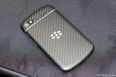 BlackBerry Q10 Smartphone mit Tastatur