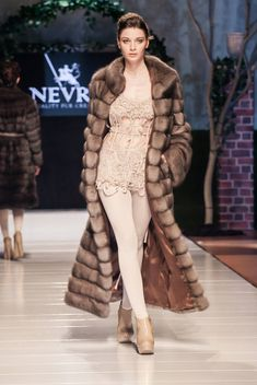 GALA, FUR FASHION SHOW, FEA 2014 | Nevris WOW!
