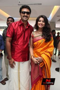 Prasanna & Sneha at Kalyana Samayal Saadam Audio Launch