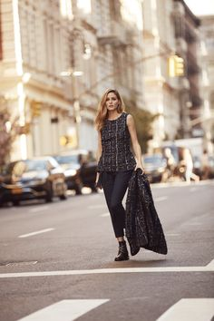 Get a peek at OP's favorite Banana Republic styles just days before they hit the pop-up shop: