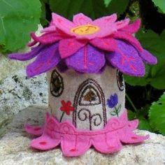 Fairy House Tea Lights