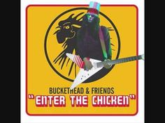"""Buckethead - We Are one (Feat. Serj Tankian) - """"Enter the Chicken""""  A fantastically bizarre song from two fantastic artists!"""