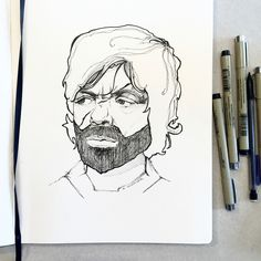 """""""A mind needs books like a sword needs a whetstone if it is to keep its edge"""" - Tyrion Lannister  the little lion, game of thrones, Tyrion Lannister, Peter Dinklage, house lannister, illustration, illustration of the day, handmade, graphic design, sketch, art, instaartist, ink, pen and ink, my art, art of the day, drawing, draw, sketchbook, moleskin, photo of the day, pen and paper, nerd art, micron pens, fan art, illustrate, design, creativity found, minimalistic, game of thrones quote"""