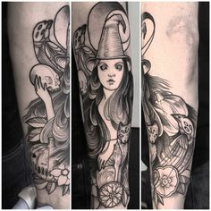A lovely witch...