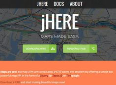 10 Free JavaScript Tools To Create Interactive Maps