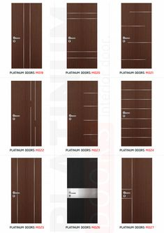 House Main Door Design, Flush Door Design, Single Door Design, Home Door Design, Wooden Front Door Design, Bedroom Door Design, Wooden Front Doors, Interior Door Styles, Door Design Interior