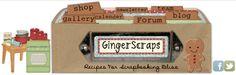 D - GingerScraps