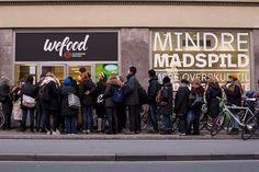 Γιατί οι Δανοί κάνουν ουρές για να αγοράσουν ληγμένα τρόφιμα;