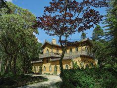 Jardim e Chalet da Condessa D'Edla, Parque da Pena, Sintra, Portugal