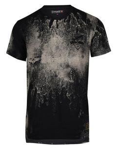 52d172902974 S11705 – Washed military patched Tee