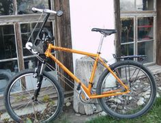 Raxibo bicycle with foot and hand pedals - hmmm, not sure