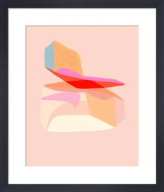 Float Art Print by Inaluxe | King & McGaw