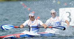 Liam Heath and Jon Schofield rounded off the most successful Olympic Games British canoeing has ever enjoyed by winning a bronze medal in the kayak double 200metres final.