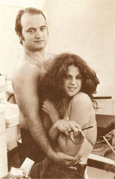 John Belushi & Gilda Radner - from Saturday Night Live - Two people gone too soon, for very different reasons. Gilda Radner, The Blues Brothers, Gone Too Soon, Saturday Night Live, Old Tv, Before Us, Star Wars, Funny People, Funny Guys