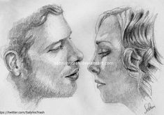 Klaus and Caroline by ~Sabriiistrash on deviantART