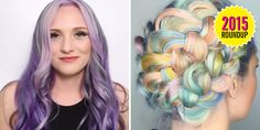 Top Hair Color Trends for 2015