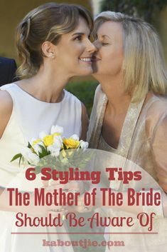 6 Styling Tips The Mother Of The Bride Should Be Aware Of    As the bride and groom take the center stage, their parents too should not fall behind and must try to look their best on this special day. It is also a huge day for the mother of the bride and special attention needs to be paid to her wardrobe too. Here are some styling tips the mother of the bride should be aware of.    #motherofthebride #wedding #fashion