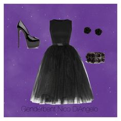 """""""Nico DiAngelo"""" by jcgljacobs on Polyvore featuring Ballet Beautiful and H&M"""