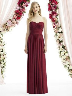 Dessy Collection Bridesmaids Style 6736 http://www.dessy.com/dresses/bridesmaid/6736/