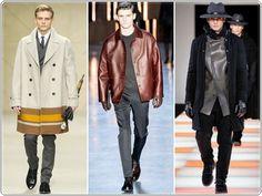 cool Men's Fashion Winter 2013