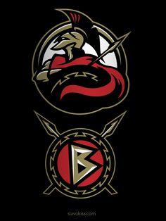 Boston Titans by Slavo Kiss, via Behance